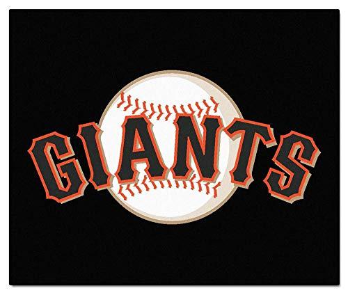 Tailgater Rug Giants (FANMATS MLB San Francisco Giants Nylon Face Tailgater Rug)