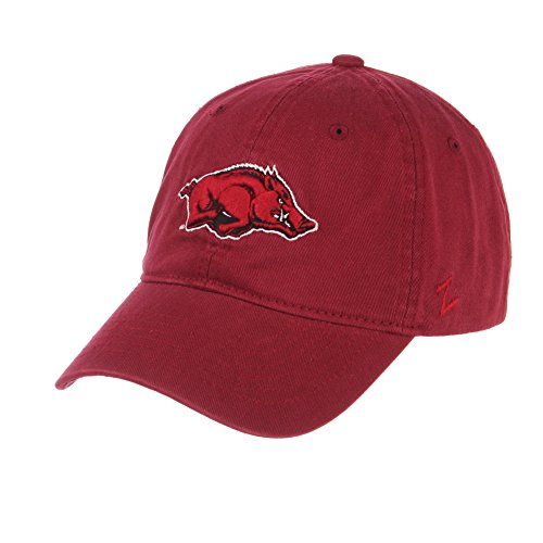 (Elite Fan Shop Arkansas Razorbacks Team Hat Cardinal -)
