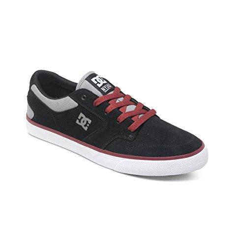 XskgSneakers Xksr Uomo Dc Negroblack Vulc Da M Shoe Nyjah red grey y8nwPN0Ovm
