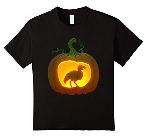 [Kids dodo Bird Halloween shirt 10 Black] (Dodo Bird Costume)
