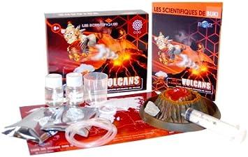 Ein-O Science Caja Ciencia De Los Volcanes: Amazon.es: Juguetes y juegos