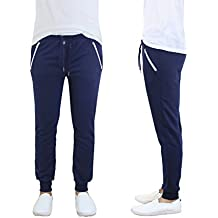 Galaxy by Harvic Men's French Terry Jogger Pants