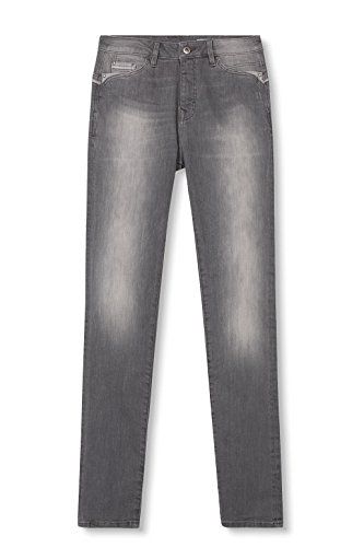 Wash Edc 027cc1b008 Grigio By Medium Donna Jeans grey Esprit wSqfw8T