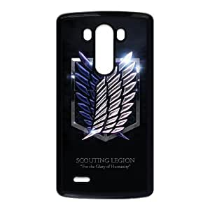 Life margin Attack on Titan phone Case For LG G3 G78KH1981