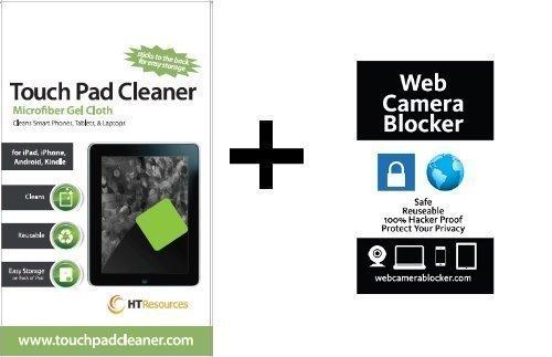 TouchPad Cleaner & Webcamera Blocker