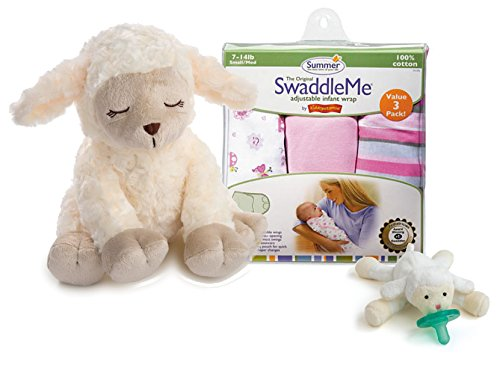 Summer Infant Soothing Sounds Swaddle product image