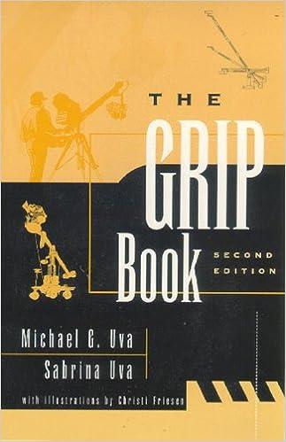 Amazoncom The Grip Book 2nd Edition 9780240803159 Michael Uva