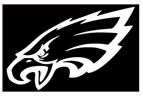Philadelphia Eagles Vinyl Sticker Decals for Car Bumper Window MacBook pro Laptop iPad iPhone (4