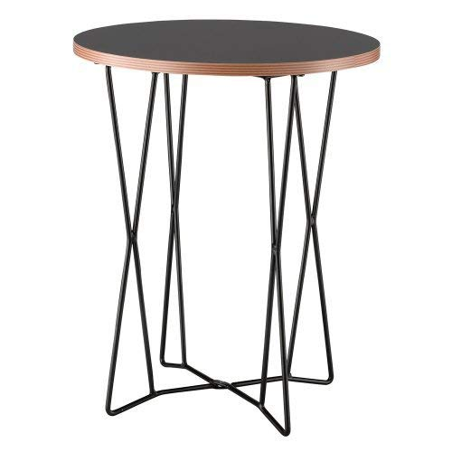 Adesso WK2272-01 Network End Table