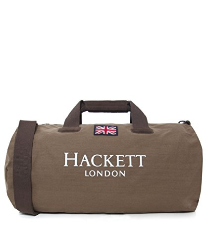hackett-mens-london-print-holdall-green-one-size
