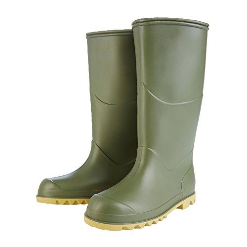 Caoutchouc Enfant Bottes Étanche En Muddy Green Classique Pour Flaques HRxqnE6z0
