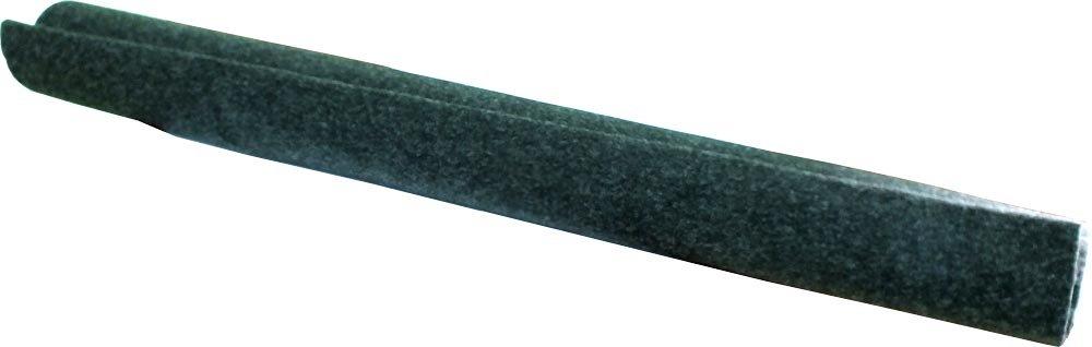 Moquette acustica adesiva per rivestimento box colore antracite. Dimensioni cm70x140 Card Italia srl