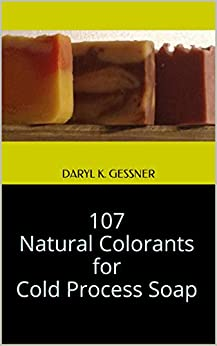 Natural Colorants Cold Process Soap ebook product image