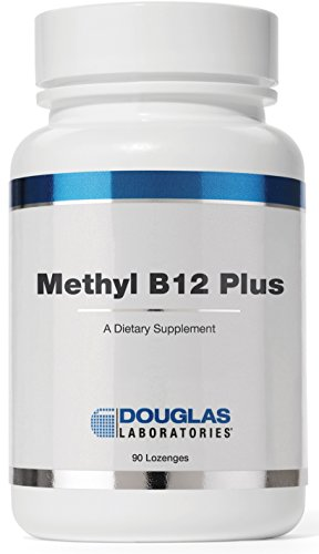 Douglas Laboratories - Methyl B12 Plus - Supports Blood Cell Production, Nervous System, and Metabolism* - 90 Lozenges