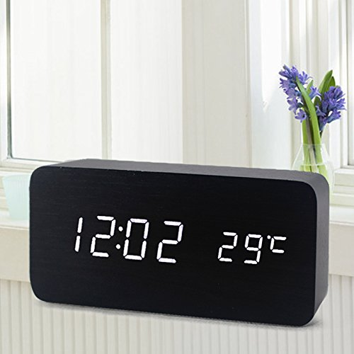 world digital clock - 7