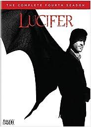 Lucifer: The Complete Fourth Season (DVD)