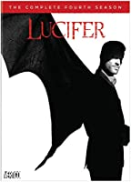 Lucifer: Season 4 (DVD)