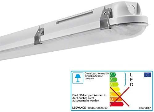 Osram 4058075000940 iluminación de techo Gris, Blanco LED 58
