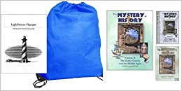 Mystery of History 2: The Early Church and the Middle Ages homeschool kit in a bag