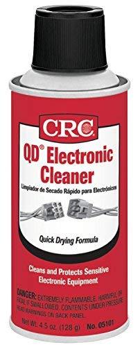 - CRC 05101 QD Electronic Cleaner - 4.5 Wt Oz. (Quantity 6)