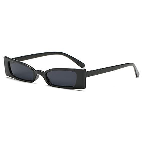 Inlefen Gafas de sol de montura pequeña Gafas de sol de ...