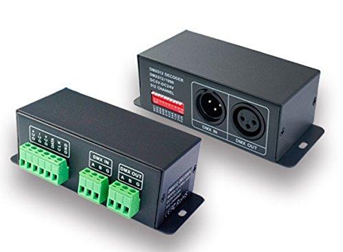Pixel Control - DMX SPI LED Pixel Control Decoder
