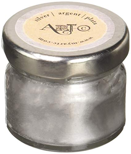Momenta 25970 Art-C Wax Paste Metallic 20ml-Silver