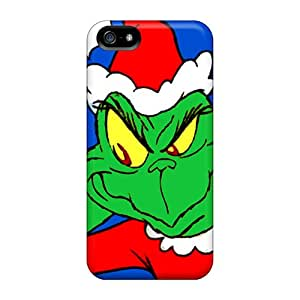 For Aao26092BIiQ The Grinch Protective Case Cover Skin/iphone 5/5s Case Cover