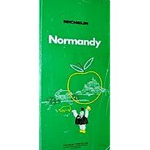 Michelin Green Guide: Normandy