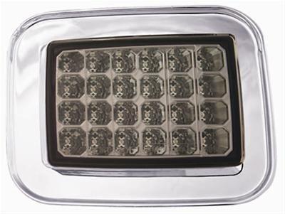 IPCW LEDC348CS Crystal Eyes Tailgate Light- Led44; 2003-2008 Hummer H2