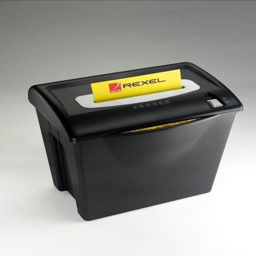 Rexel 2100881 Distruggidocumenti V120 Taglio a Strisce