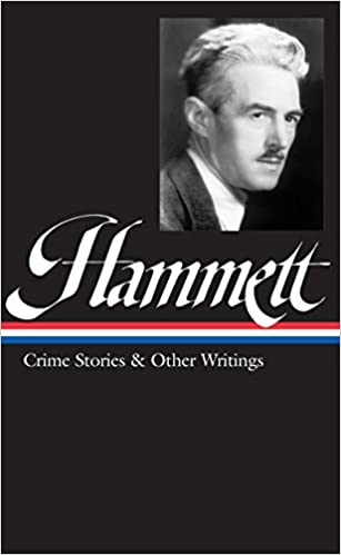 Amazon Dashiell Hammett Crime Stories And Other Writings