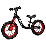 FLYING PIGEON FG 1936 Kid Balance Bike, Ages 2,3,4 Years Old for Competition, 12 inch Toddler Bike for Boys & Girls Outdoor Play Games, Kid Bicycle