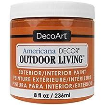 Decoart DECADOL-36.08 Outdoor Living 8oz Sunset Americana Outdoor Living 8oz Sunset