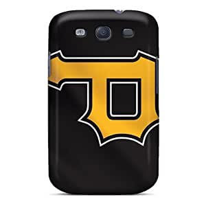 Galaxy Case - Tpu Case Protective For Galaxy S3- Pittsburgh Pirates