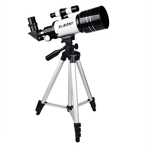 SVBONY Astronomy Telescope for Beginner and Kids View the ...