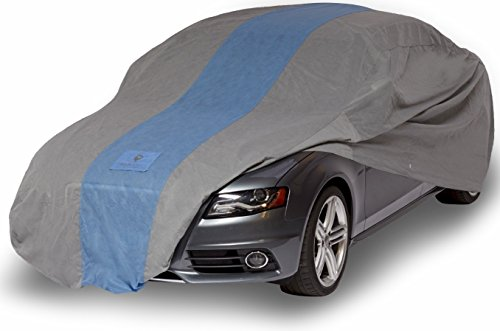 Duck Covers A1C200 Defender Car Cover for Sedans up to 16' (1992 92 Bmw 325i Sedan)