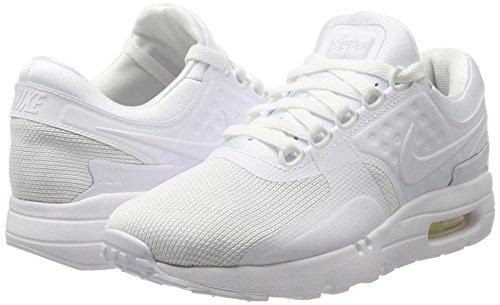 Bianco Da Uomo Essential Nike wolf white Grey Zero Platinum white Air Basse Max Scarpe pure Ginnastica gwgHzWqRB