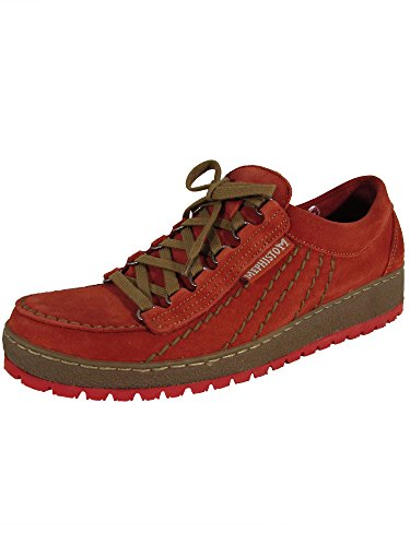 Men's Burnt Mephisto Orange Rainbow Oxford 1Wwd747Bq