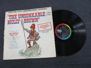 Unsinkable Molly Brown Soundtrack CD Album