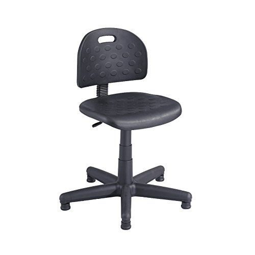 Safco Products 6900 Soft Tough Economy Task Chair, Black