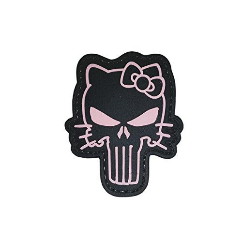 5ive Star Gear Tactical Kitty Morale Patch, Multi-Color, One (Kitty Star)