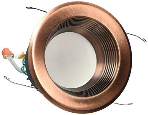 Nora Lighting NLEDC-57230COCO Label LED Dedicated Diamond Baffle ()