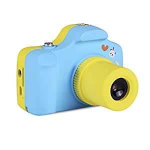 Children Camera PYRUS Digital Cameras Mini DV camera Outdoor Camera for Child (Blue)