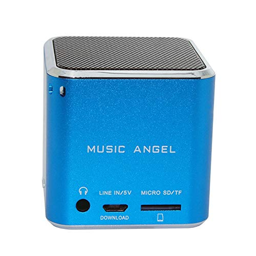 Amazon.com: Original Mini Music Angel Digital Speakers for ...