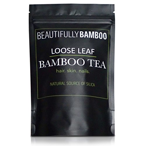 - Beautifully Bamboo Loose Leaf Bamboo Tea
