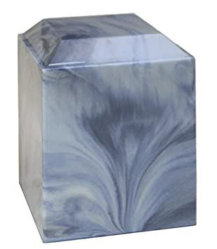 Pinnacle – Adult Cremation Urn – Sky Blue