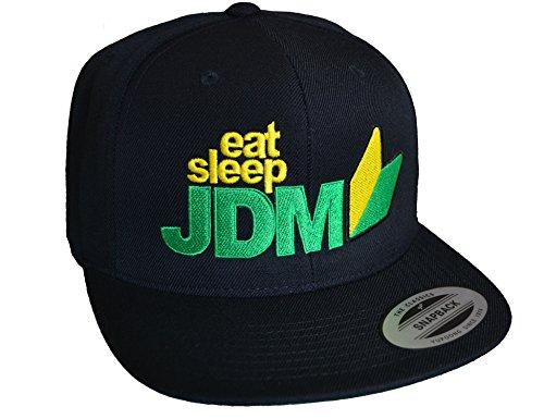JDM para Tapa automovilistas Classic del al Petrolhead tuning aficionados Tapa para y racing Eat coche motor Camiseta Flexfit Regalo Sleep IqwE1A