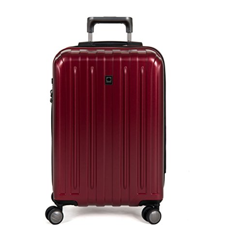 delsey-luggage-helium-titanium-carry-on-exp-spinner-trolley-red-black-cherry-one-size