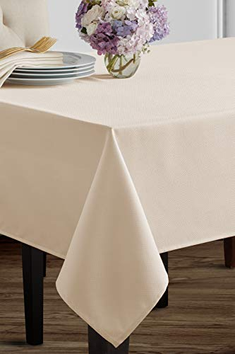 Benson Mills Beauvalle Extra Wide Spillproof Tablecloth (68